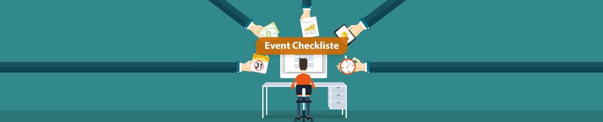 Checkliste-Eventplanung