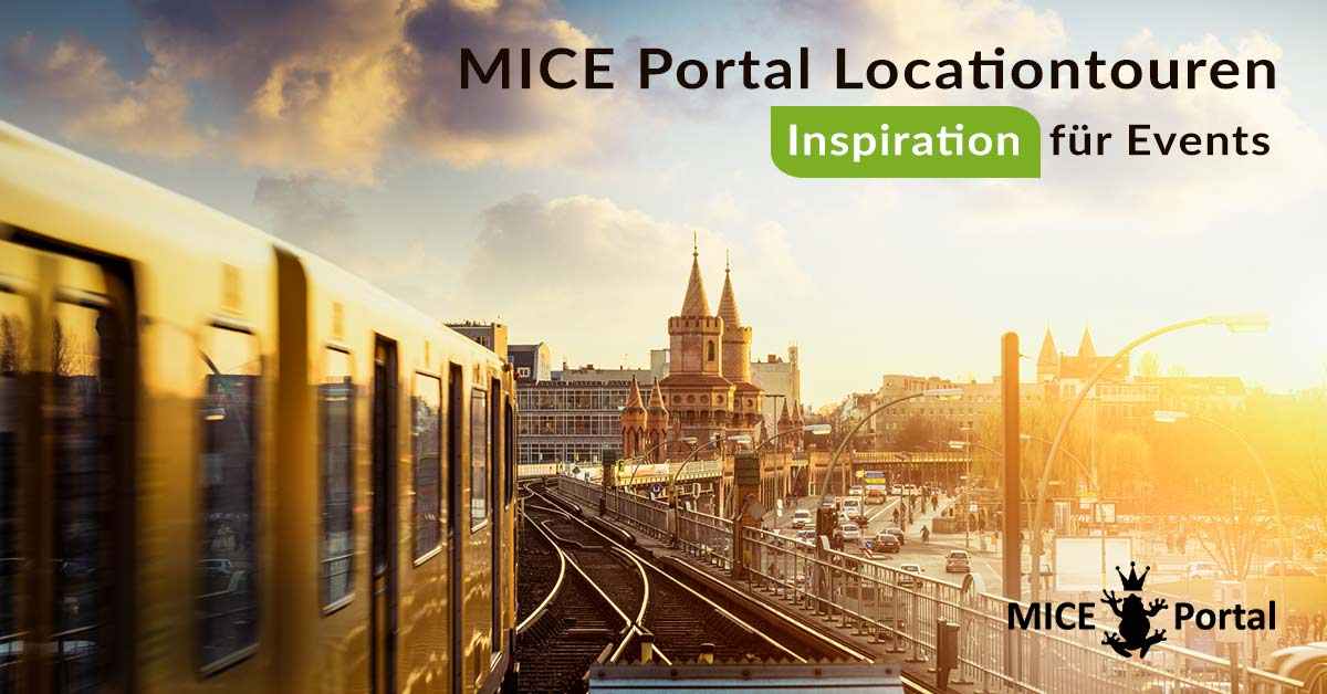 MICE Portal Locationtour