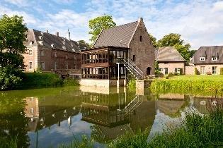 Schloss Wissen Historische Wassermühle © Jäger 2012