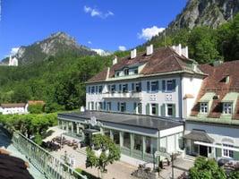 ameron-alpsee-hotel-vorderansicht