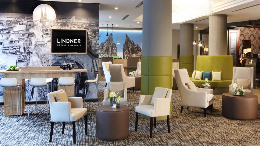 Lobby Lindner Hotel